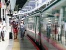 東海道新幹線、乗車率70%が最高