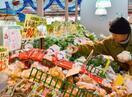 1月のスーパー売上高、2%減
