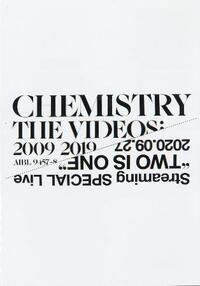 「DVD=1」CHEMISTRY「CHEMISTRY THE VIDEOS:2009-2019」活動20周年を迎える二人の新旧交えた映像集