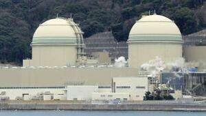 関西電力高浜原発3号機(左)と4号機=福井県高浜町
