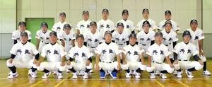 第101回全国高校野球選手権福井大会に出場する丹生