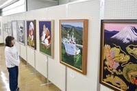 【作品展】第6回越前町文協美術部門絵画展