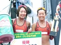 逆転優勝、ジャパンツアー2勝目