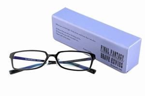 福井県鯖江市の眼鏡製造技術とFFBEの世界観がコラボレーションしたオリジナル眼鏡