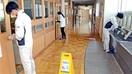 校内に抗ウイルス加工 敦賀の企業 市内全小学校で…
