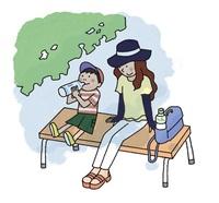 熱中症、高温多湿の梅雨明けごろ最多