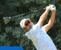 ゴルフ松山は6位、リードが優勝