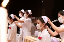 工大福井高生、看護師への志新た