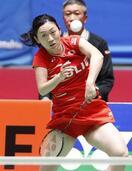 パラバド、鈴木が女子単で3連覇