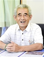 黒田重治さん