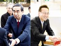 福井県知事選早くも選挙モード突入