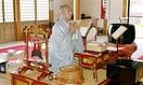 県内日蓮宗14寺院 感染終息願い法要