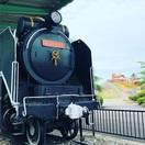 蒸気機関車D51のある「遊び場」