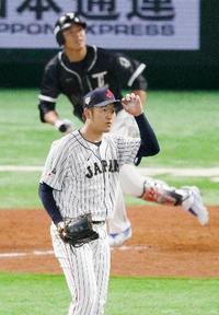 野球、日本が台湾に競り負ける
