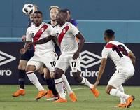 ファルファン(ペルー) 最後の椅子「夢は続く」 サッカーW杯〜世界の顔(14)