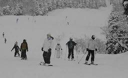 スキーヤー、ボーダーにとっては 楽しい季節が到来!