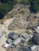 西日本豪雨、死者219人