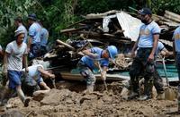 フィリピン台風犠牲者66人に