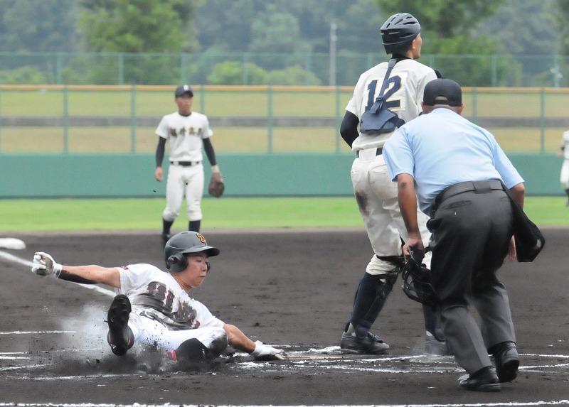 敦賀が福井高専下し10年ぶり4強