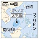 台湾、実効支配の島で訓練