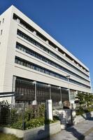 岡山地方裁判所=2020年11月、岡山市北区