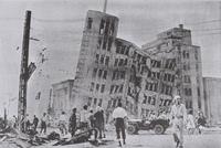震度7、戦後最大だった福井地震