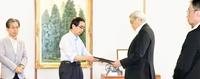 福井市の中核市移行に知事が同意