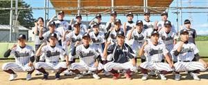 第101回全国高校野球選手権福井大会に出場する武生商業