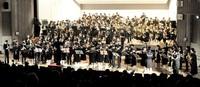 200人共演 20年祝う音色 若狭アンサンブル 小浜で記念演奏会