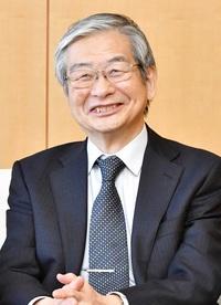 福井大学新学長「県内の連携強化」