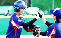 成年女子3位 主将けん引 成長見せた ソフトボール 福井国体