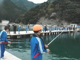 阿納漁港の交流拠点 体験交流施設