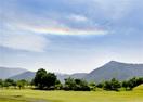 空のアート「水平虹」が大野に出現