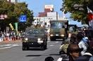 福井自衛隊パレードと事前訓練中止