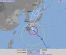 台風10号接近、お盆の行事直撃
