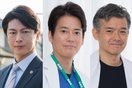 唐沢寿明、12年ぶり医師役 『がん消滅の罠』をド…
