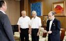 敦賀市議の定数削減を再び要望