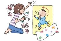 赤ちゃんの頭の形、いつまで注意?
