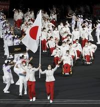 東京パラ開幕、日本最多254選手