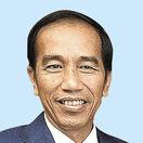 ジョコ大統領2期目に就任 インドネシア