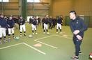 高校野球強化へ中高合同で研修会