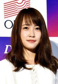 川栄李奈さん、妊娠と結婚を発表