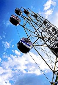 名物観覧車 有終の美を 越前市武生中央公園 11月28日運転終了 お別れ企画と実行者募る 最後の3日間