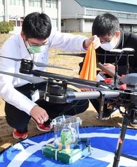 空き缶で人工衛星、高校生が挑戦