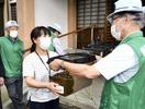 敦賀の5保育園にカブトムシ寄贈