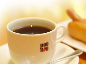 厳選した生豆を自家が焙煎した香り高いコーヒーを
