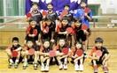 卓球 円山スポーツ少年団(福井) 丁寧にラリー…