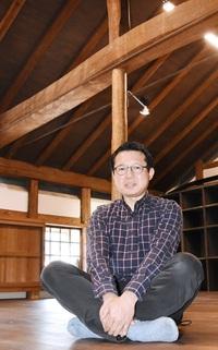 日産車のインテリアデザイン手掛けた男性が福井で再発進