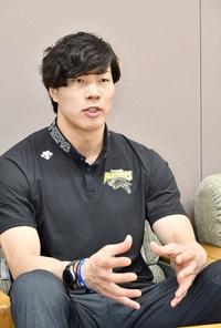 清水邦広選手、東京五輪への決意