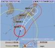 台風21号、特急が23日も運休